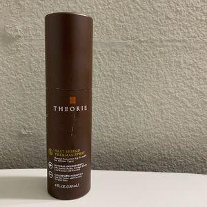 Hair heat protector spray
